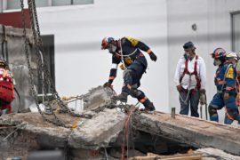 В Мехико нашли тело последнего пропавшего без вести после землетрясения