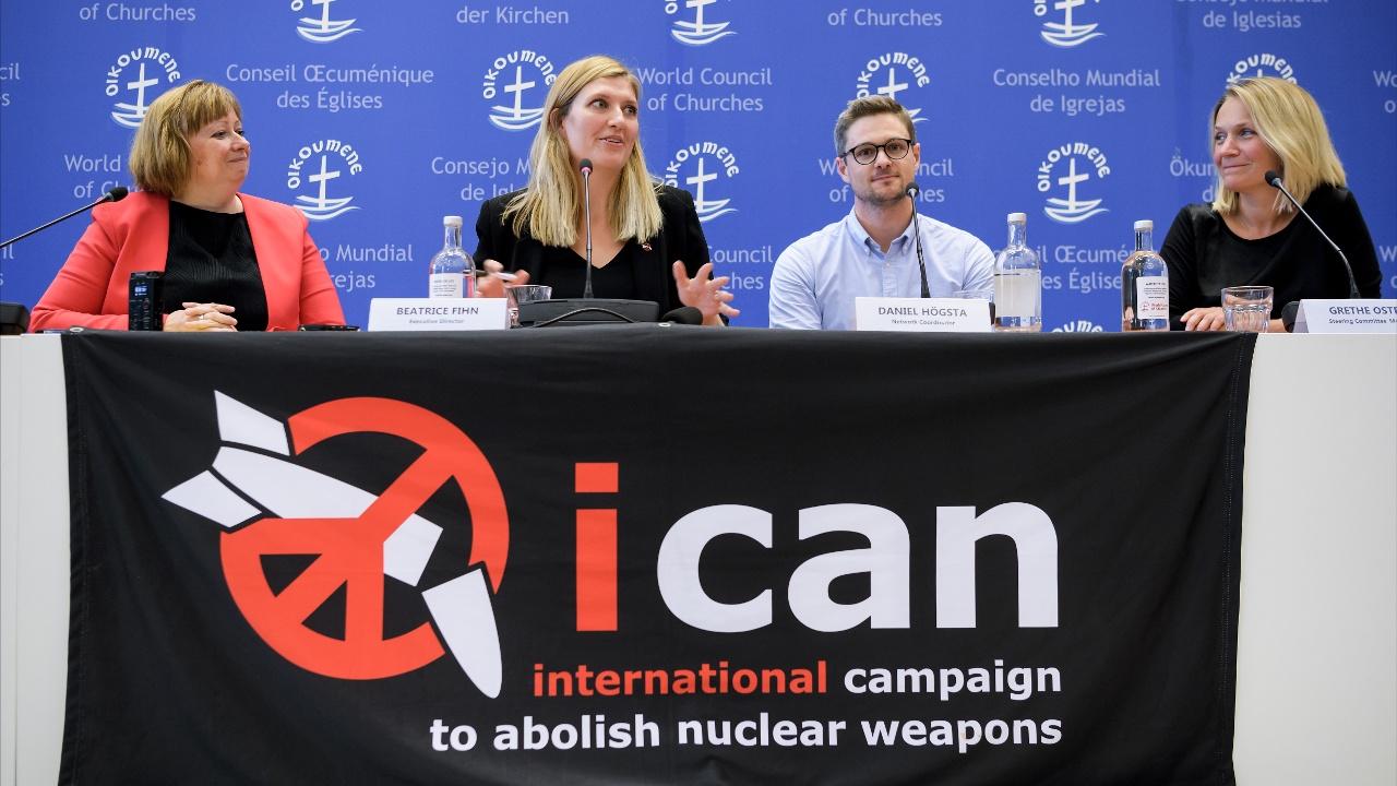 Нобелевскую премию мира вручат антиядерной организации ICAN