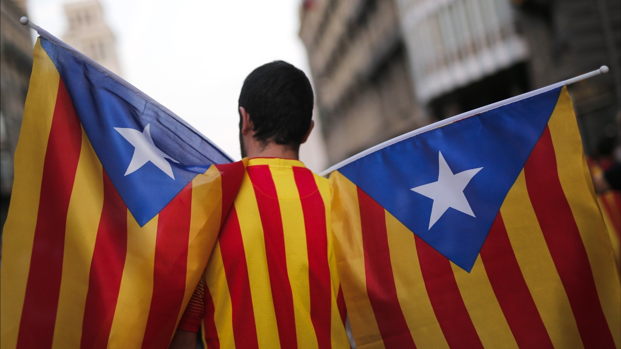 Конституционный суд Испании запретил заседание парламента Каталонии