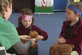 «Больница Мишки Тедди»: как австралийских детей знакомят с медициной?