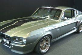 Родстер Элвиса Пресли и Mustang «Элеанор» — звёзды автошоу в Берлине
