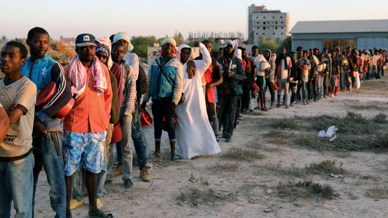 Тысячи мигрантов на западе Ливии нуждаются в срочной помощи
