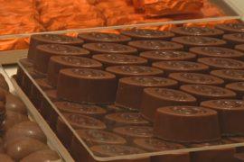 Сирийский шоколад класса люкс начали производить в Венгрии