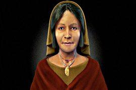 В Перу воссоздали лицо аристократки времён культуры Норте-Чико