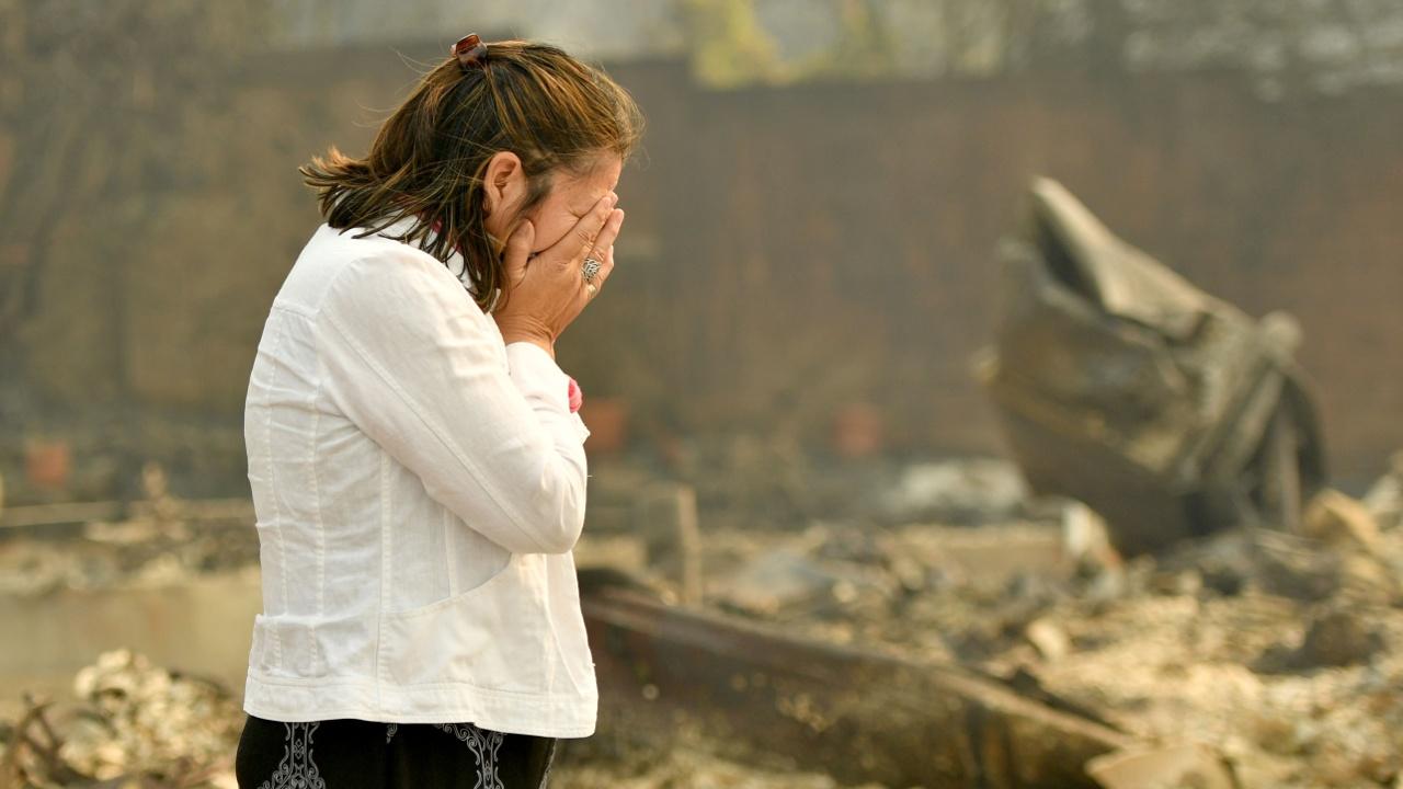Число жертв пожаров в Калифорнии превысило 20