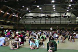 Университет в США приучает студентов к здоровому образу жизни