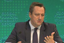 МВФ предупредил о возможности нового финансового кризиса