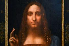 Последнюю картину да Винчи из частной коллекции выставят на аукцион
