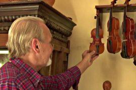 Сербский мастер делает скрипки с душой
