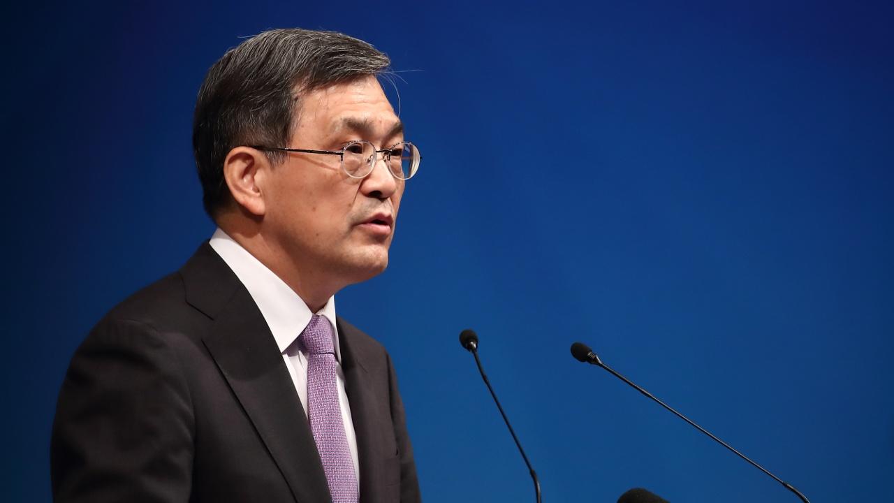 Гендиректор Samsung Electronics увольняется на фоне рекордной прибыли