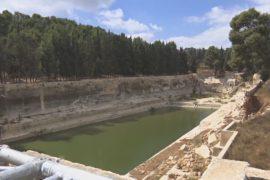 Древние водохранилища в Вифлееме восстановят
