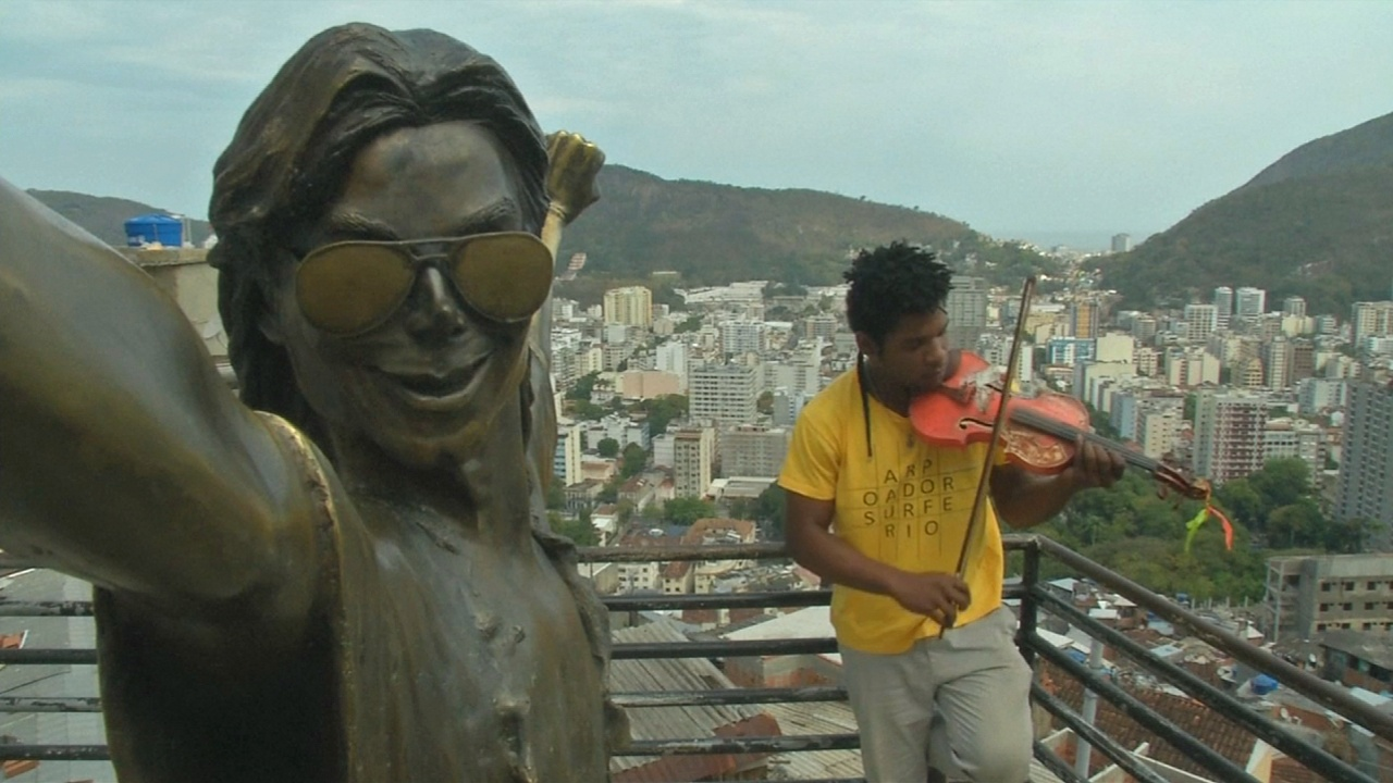 Как скрипач из трущоб изменил свою жизнь музыкой