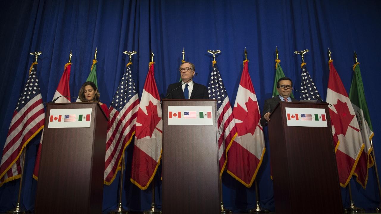 Переговоры о НАФТА решили продлить на I квартал 2018 года