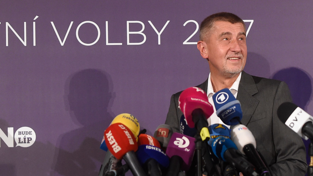 Партия миллиардера Андрея Бабиша победила на выборах в Чехии