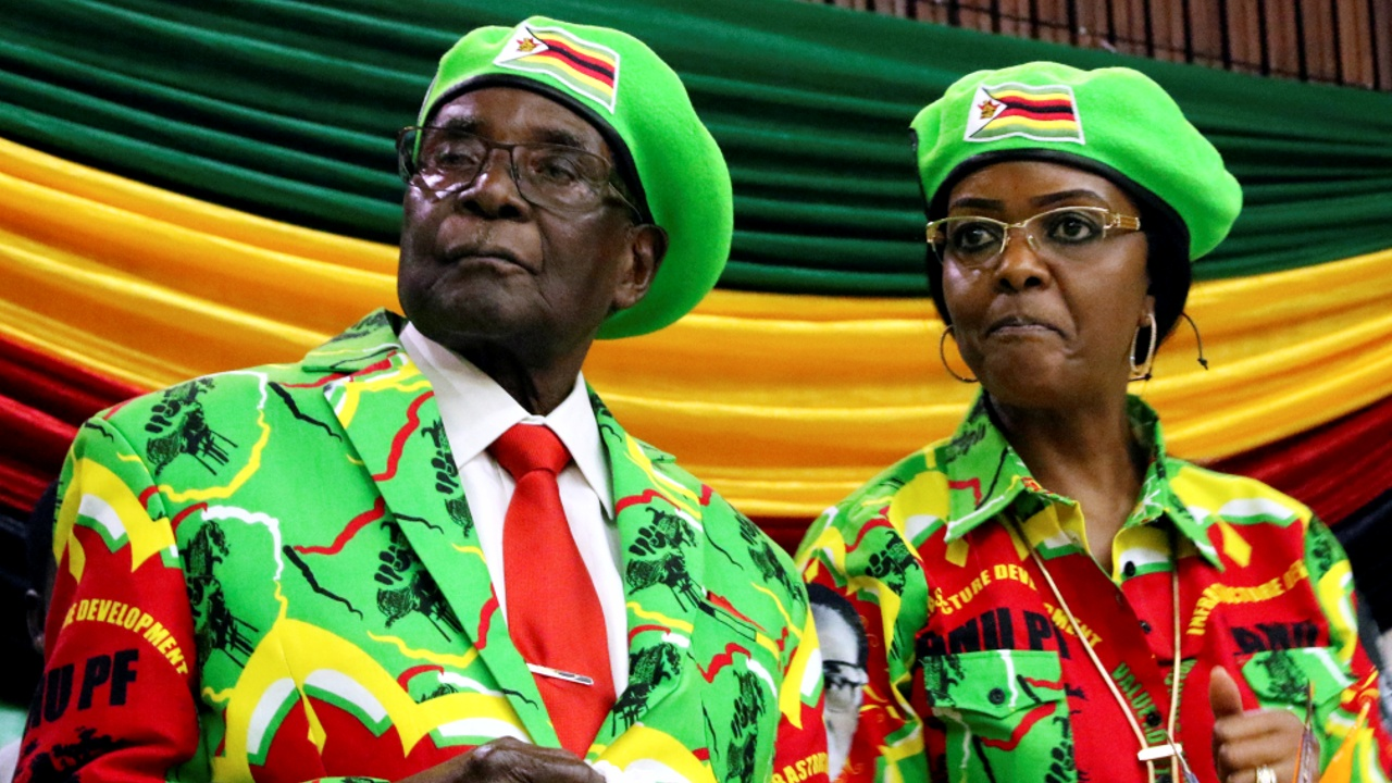 Президента Зимбабве лишили титула посла доброй воли ВОЗ