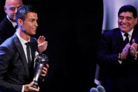 FIFA наградила лучших футболистов 2017 года