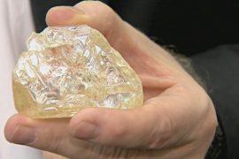 Выручка от продажи «Алмаза мира» принесёт пользу жителям Сьерра-Леоне