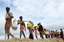 На помощь беженцам-рохинджа собрали $340 млн долларов