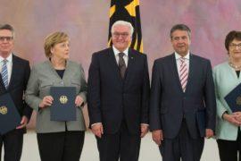 В Германии продолжаются переговоры о создании правительственной коалиции