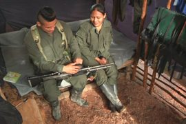 800 боевиков ФАРК отказались от мира с правительством Колумбии