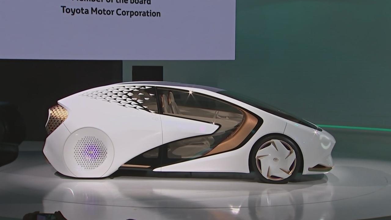 Автосалон в Токио: мода на экологичность и искусственный интеллект