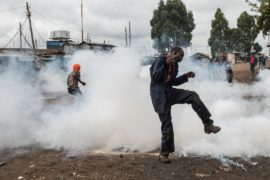 Повторные выборы в Кении прошли на фоне стычек