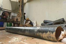 Водный кризис: ливийцы бурят скважины сквозь тротуары Триполи