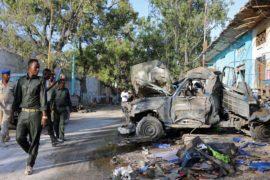 Теракт в Могадишо: 29 погибших, десятки раненых