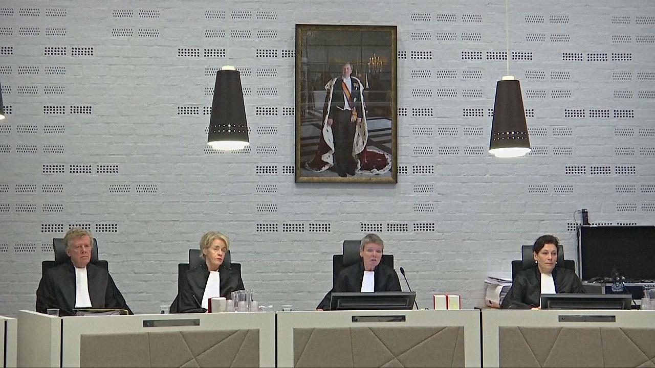 В Гааге судят сподвижника эфиопского диктатора