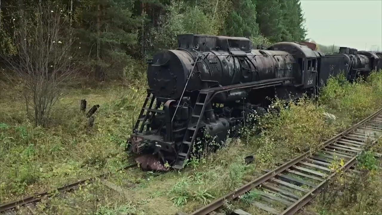 В России пытаются сохранить «умирающие» паровозы