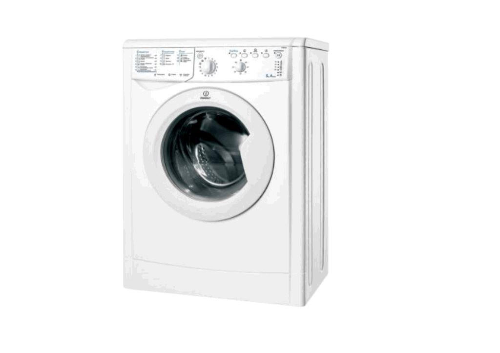 Характеристики стиральной машины Indesit IWSB 5085