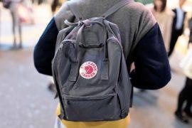 Рюкзак Kanken – модный элемент молодёжного стиля