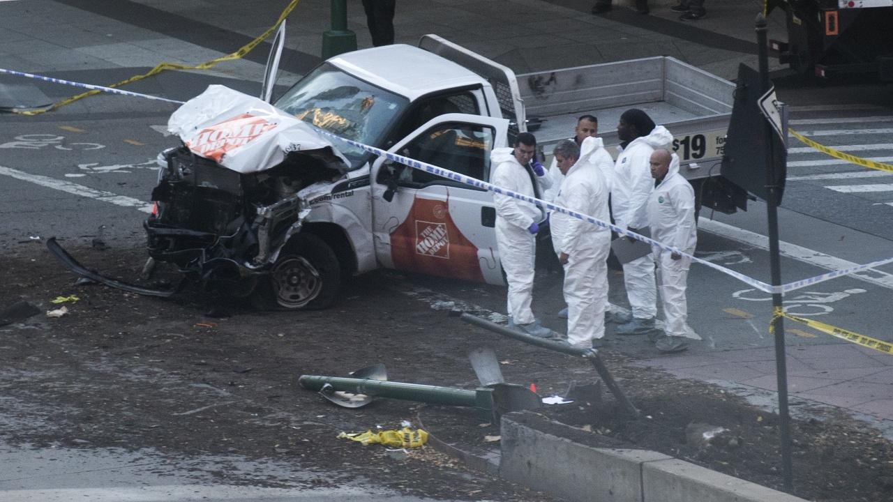 Выходец из Узбекистана осуществил теракт на Манхэттене