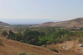 В Иордании становится всё жарче и суше
