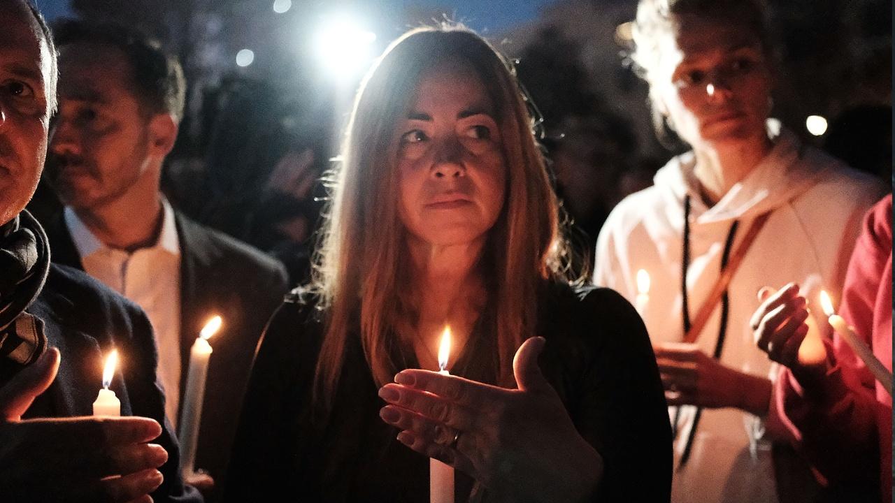 В Нью-Йорке помянули жертв теракта на Манхэттене