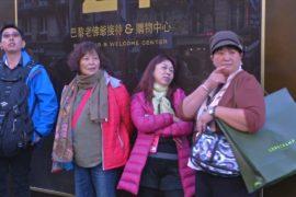 Азиатские туристы беспокоятся за свою безопасность в Париже
