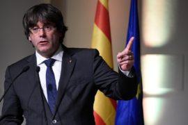 Пучдемон призвал Мадрид и ЕС уважать результаты предстоящих выборов