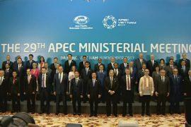 Во Вьетнаме прошла встреча министров в преддверии саммита АТЭС