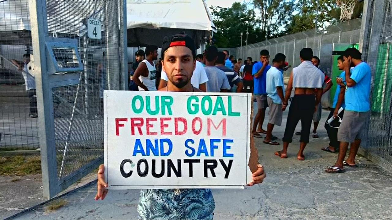 ООН призвала Австралию изменить миграционные законы