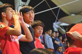 Болельщики в Гонконге отказались уважать гимн КНР