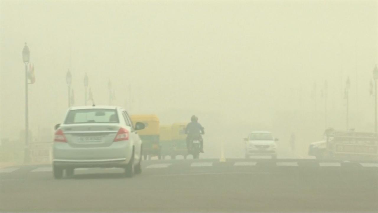 Север Индии задыхается от смога