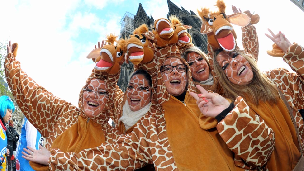 В Кёльне стартовал карнавальный сезон