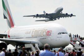 На Dubai Airshow представили салон первого класса с виртуальными иллюминаторами