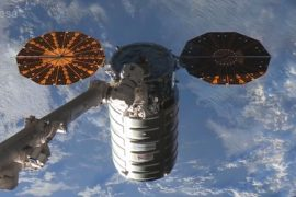 Корабль Cygnus доставил на МКС более трёх тонн полезного груза