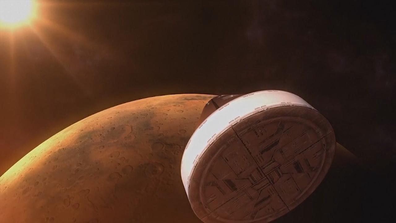Dubai Airshow: планы ОАЭ по изучению и колонизации Марса