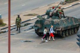 Армия Зимбабве настаивает на том, что госпереворота не было