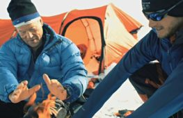 Отец и сын дойдут до Южного полюса, выживая на «зелёной» энергии