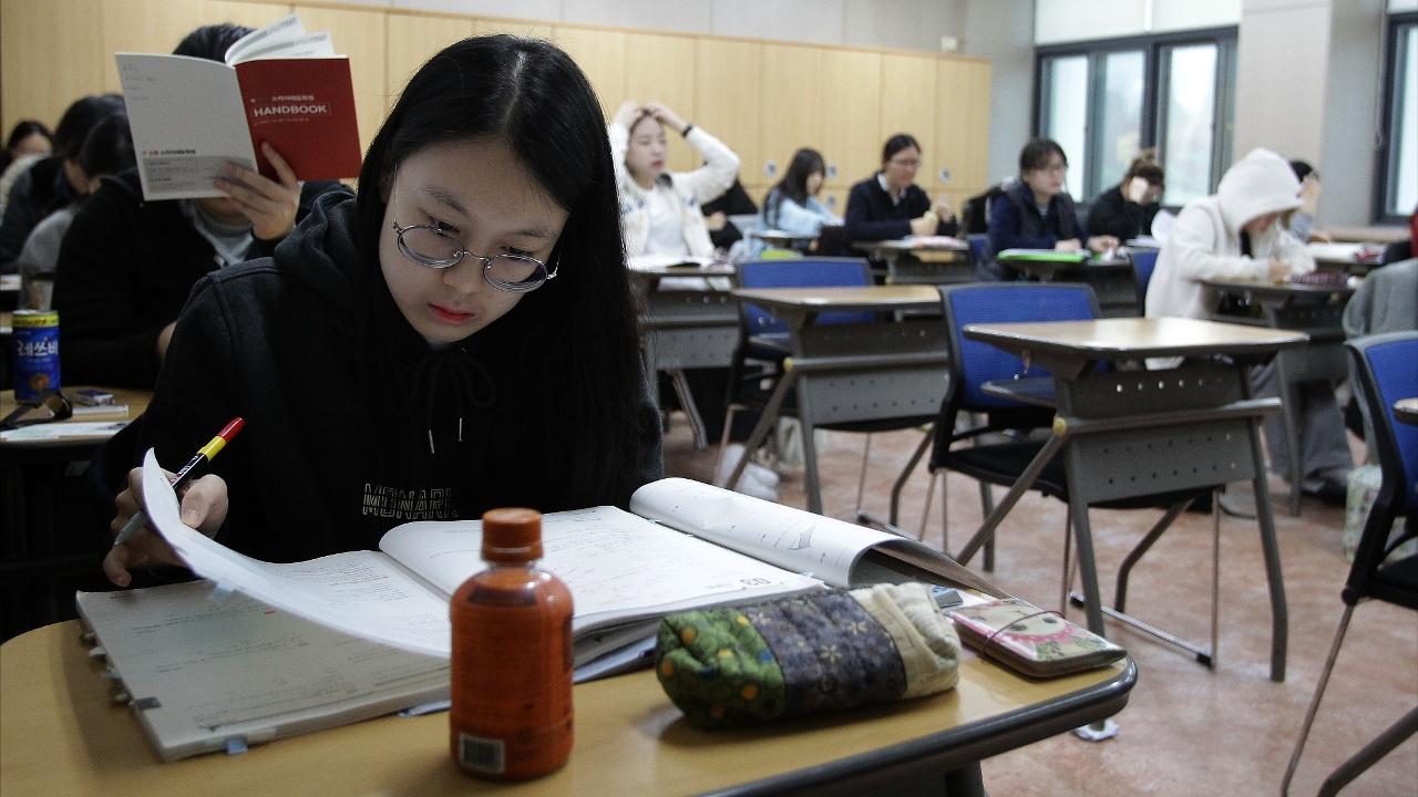 Экзамены в Южной Корее отложили из-за землетрясения