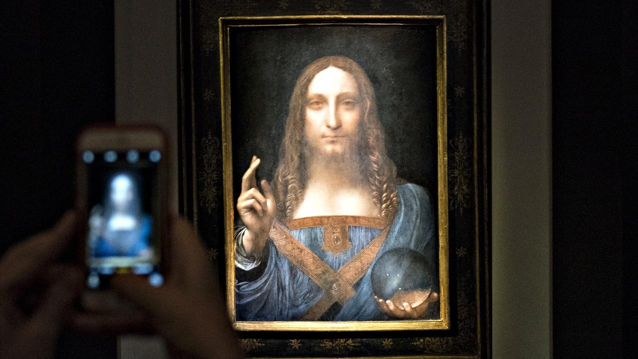 Последнюю картину да Винчи из частной коллекции продали за $450 млн