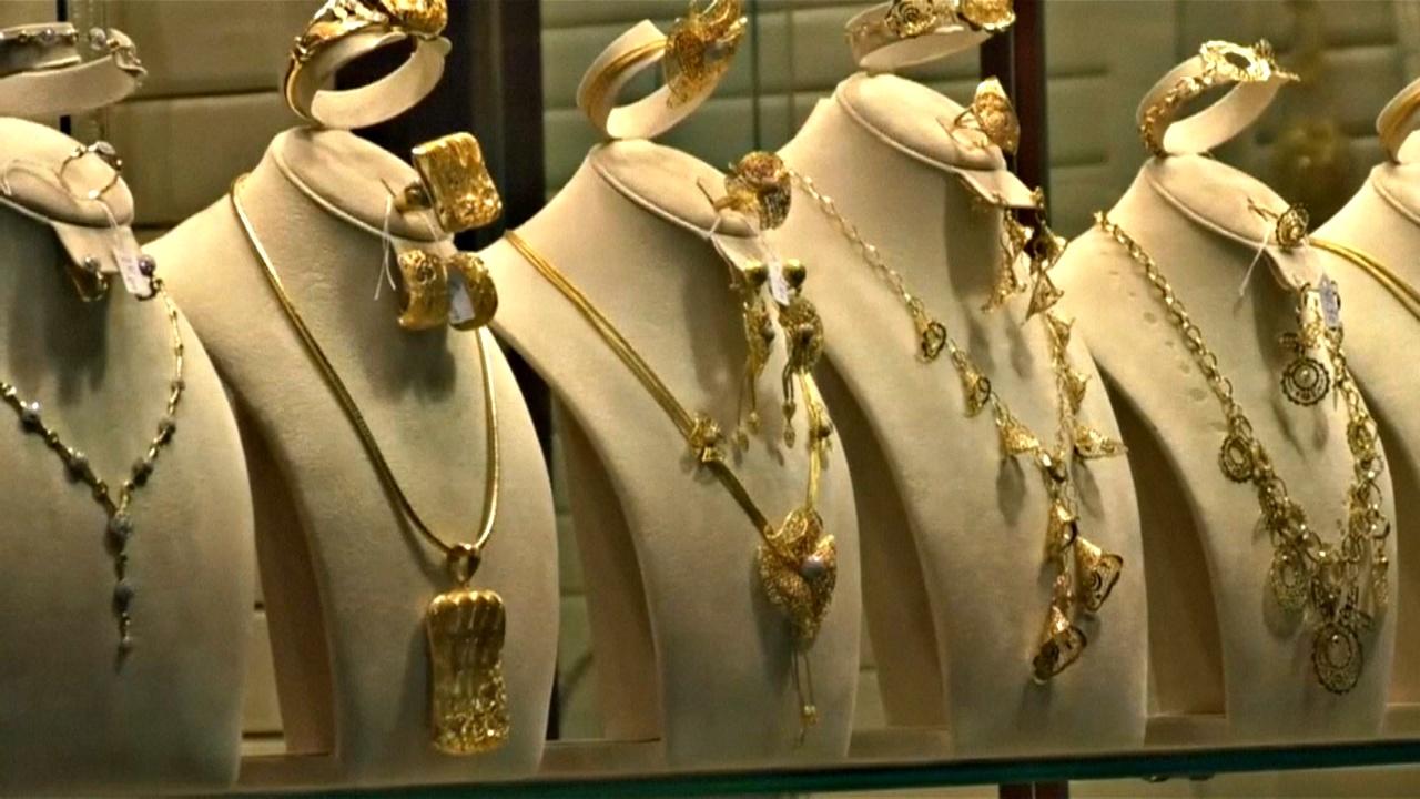 Ливийцы продают золото, чтобы свести концы с концами